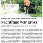 2015.07.29 Zofinger Tagblatt_Ausschnitt