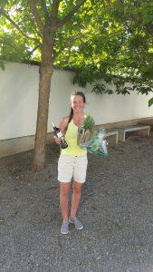 Damen 1, 3. Rang, Sabine Rodde